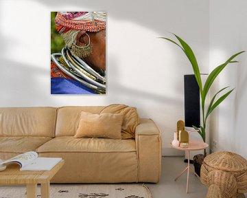 Bijoux des femmes Bonda