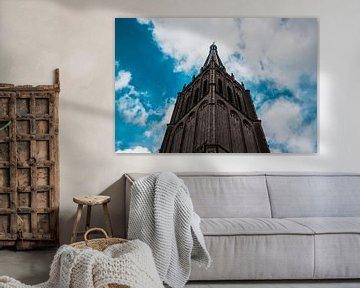Kirchturm in Doesburg von Dustin Musch