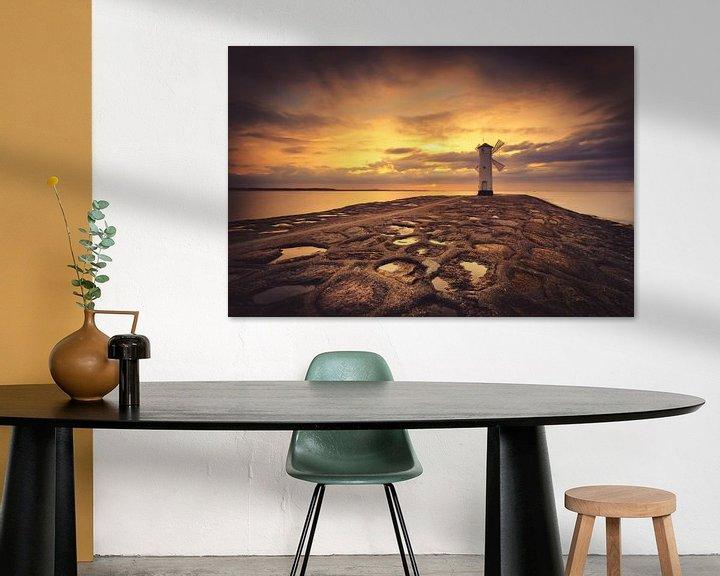 Beispiel: Leuchtturm am Abend von Skyze Photography by André Stein