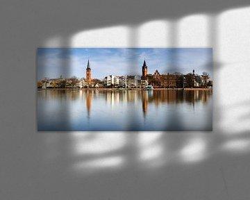 Berlin Köpenick - Panorama de la vieille ville