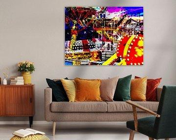 Coney Island, New York City von Dusan Pintner