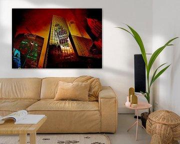 New York City Skylines von Dusan Pintner