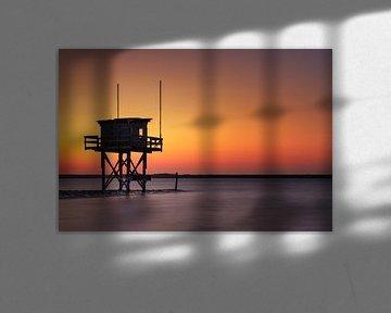 Sunset Tower van Bjorn Renskers