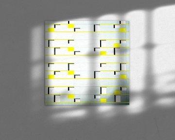Fenster XXIII von Maurice Dawson