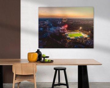 Graafschap stadion special 1 van Gerrit Driessen