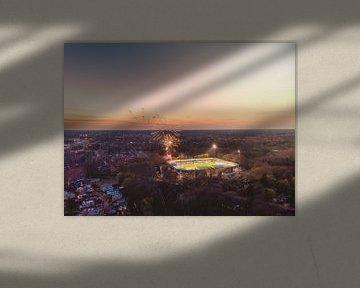 Graafschap stadion special 6 van Gerrit Driessen