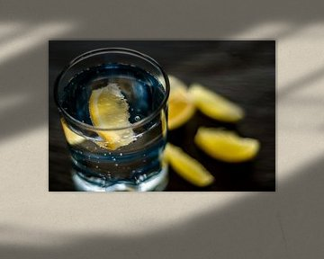Obst : Mineralwasser mit Citrus von Michael Nägele