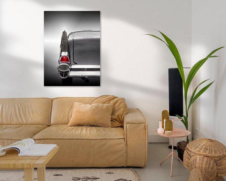 Sfeerimpressie: Amerikaanse oldtimer 1957 Bel Air van Beate Gube