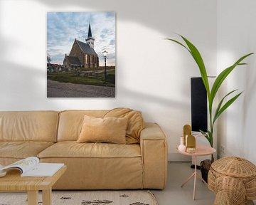Kerkje Om De Hoek van Renzo Steffens