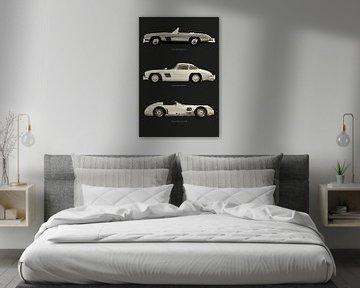 Mercedes Benz meest legendarische modellen