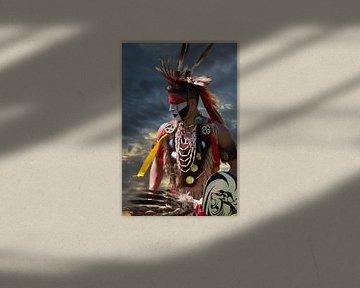 Ureinwohner Amerikas von Brian Morgan
