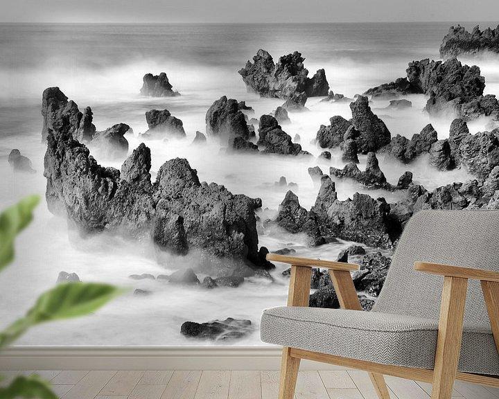 Sfeerimpressie behang: Rocks van Paul Arentsen