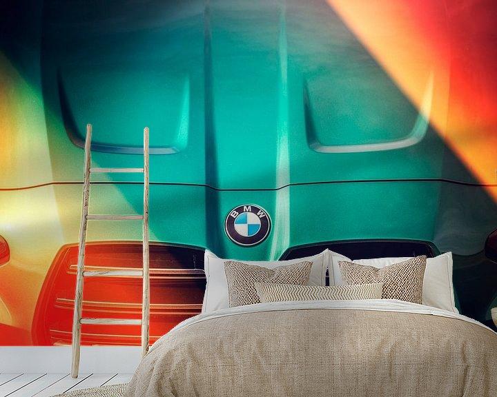 Impression: La beauté n'est pas dans le visage. C'est la lumière dans le cœur. BMW M3 sur Sytse Dijkstra