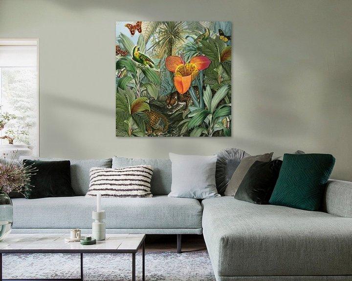 Beispiel: Die große Tigerlilie von christine b-b müller