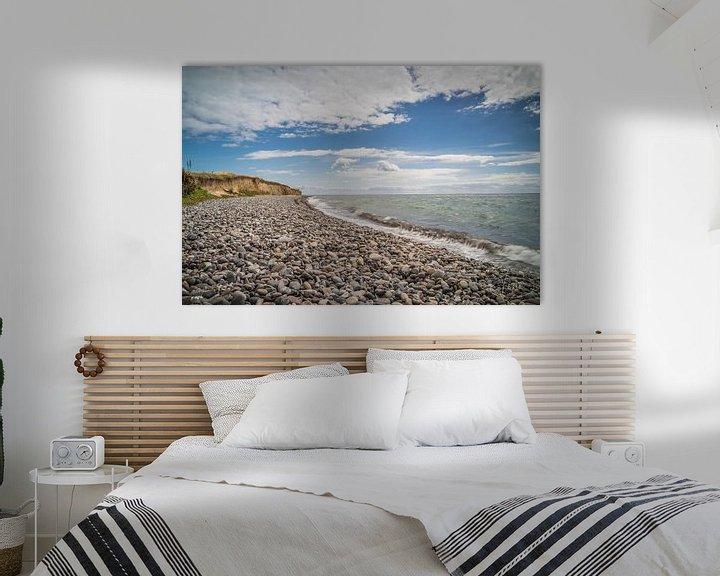 Impression: La plage de galets de Langeland sur Tina Linssen