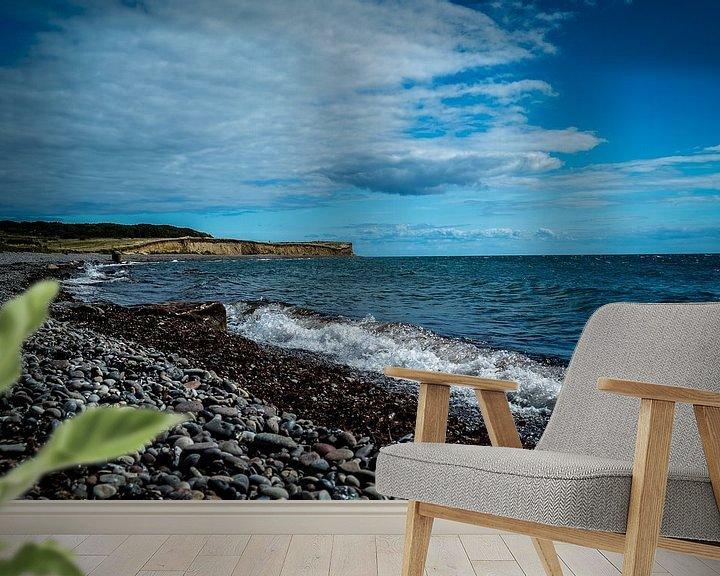 Impression: La mystérieuse ligne de la plage sur Tina Linssen