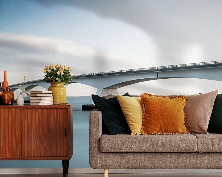 Impression: Pont Zeeland bleu clair sur Marjolein van Middelkoop