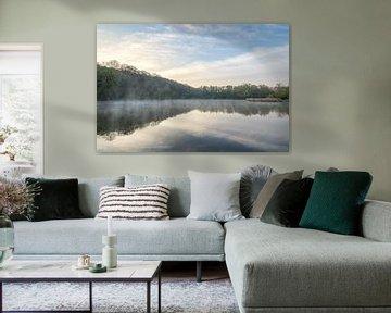 Sonnenaufgang in der Cranenweyer von John van de Gazelle