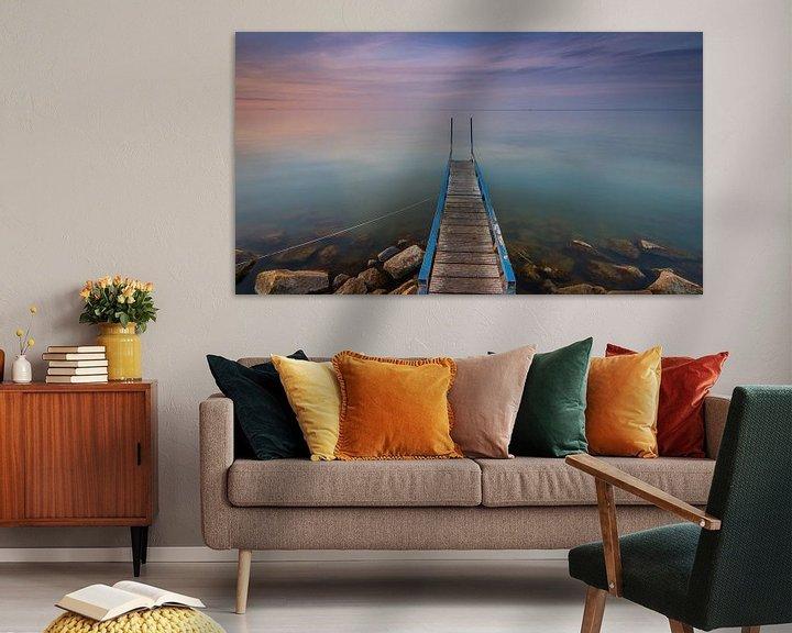 Sfeerimpressie: Steiger Broekerhaven van Marcel Koomen