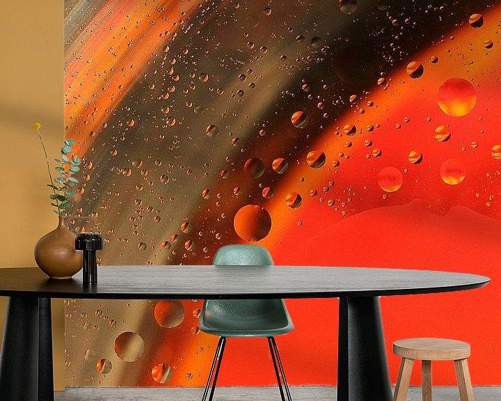 Beispiel fototapete: Die Milchstraße von Ronny Struyf