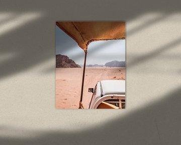 Woestijntour door Wadi Rum van Dayenne van Peperstraten