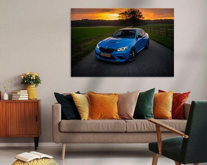 Sfeerimpressie: BMW M2 CS Zonsopkomst van Jarno Lammers