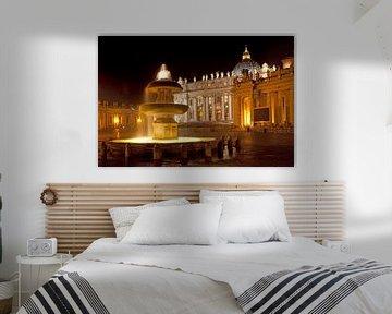 Sint Pietersplein, Rome sur Gerard Burgstede