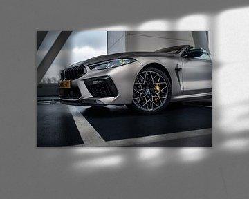 BMW M8 Competition Cabrio von Jarno Lammers