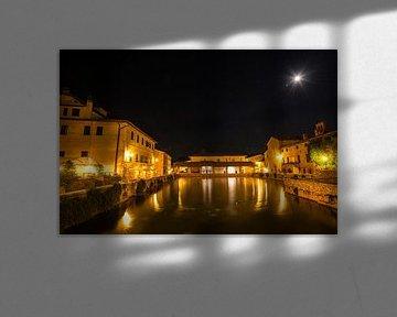 Bagno Vignoni tijdens de avond