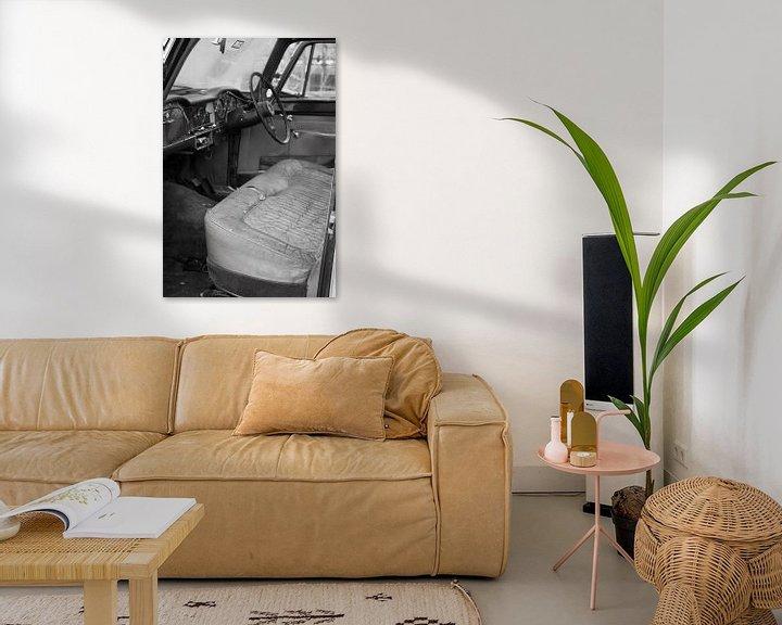 Beispiel: Verlassener Oldtimer II von Betty Heideman Fotografie