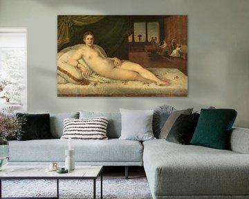 Liegende Venus, Lambert Sustris