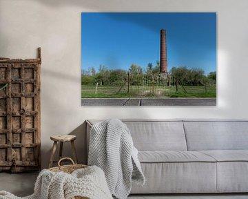 Steenfabriek Blauwe Kamer bij Wageningen