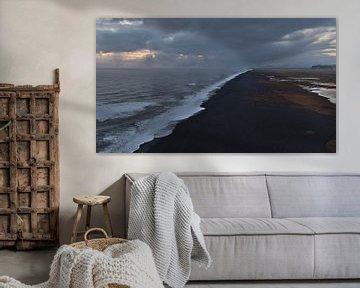 Der schwarze Strand von Timon Schneider