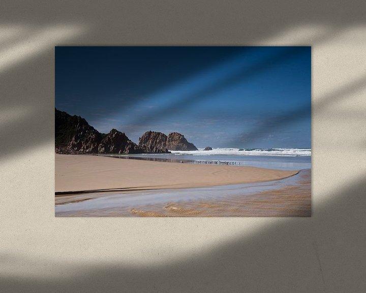 Sfeerimpressie: Noetzie Beach van Jasper van der Meij