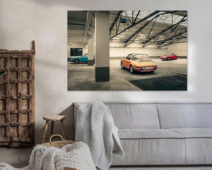 Beispiel: early Porsche von Ramon Enzo Wink