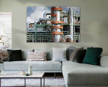 Chemische Industrie von Kris Christiaens