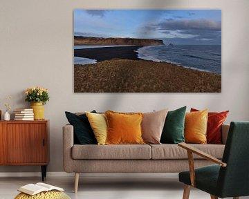 Schwarzer Strand von Timon Schneider