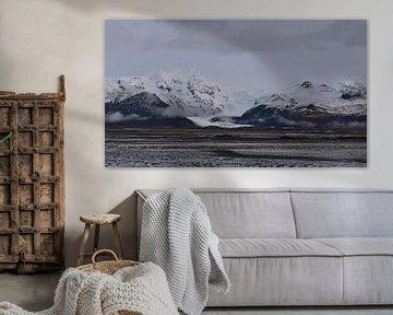 Het ijzige zuiden van IJsland van Timon Schneider