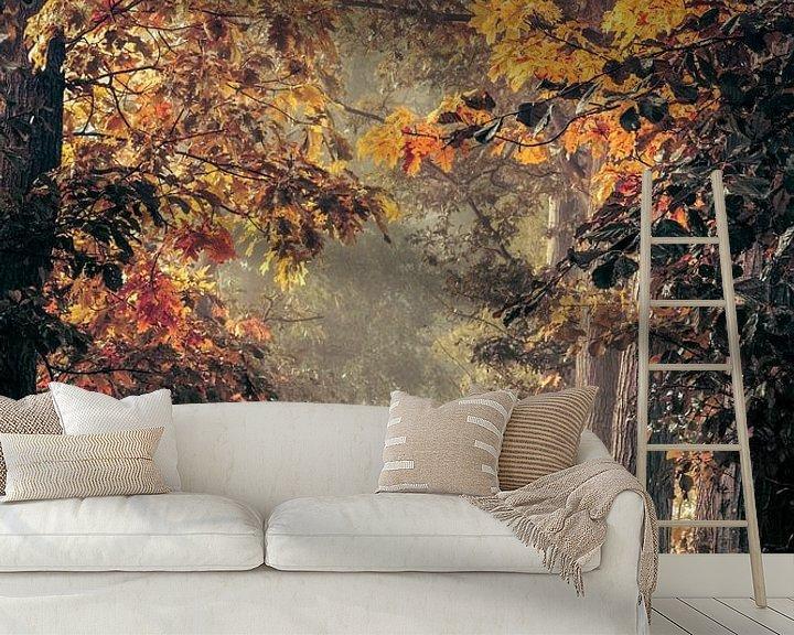 Sfeerimpressie behang: To Dream or not to Dream van Lars van de Goor