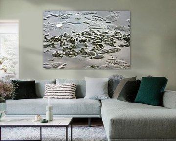 Kruiend ijs van Christel Smits