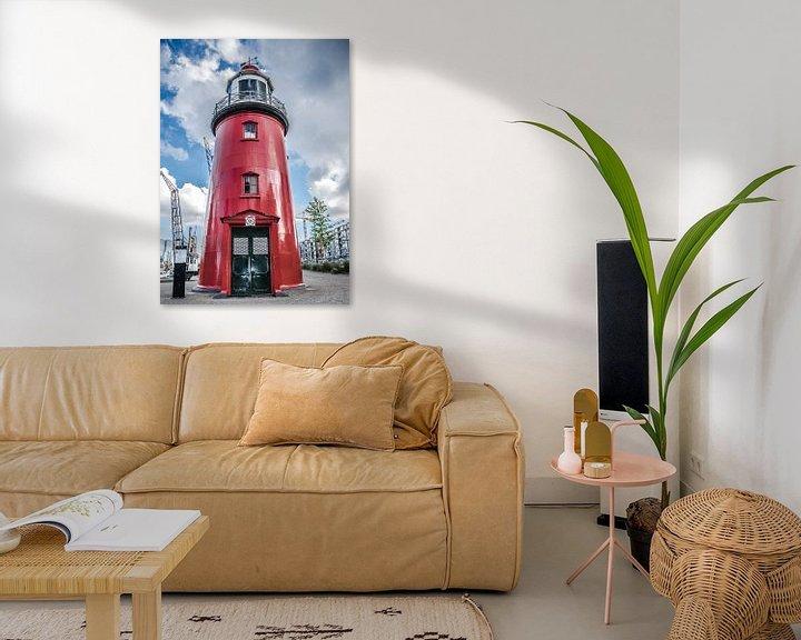 Beispiel: Rotterdam Alter Hafen Leuchtturm von Photography by Naomi.K