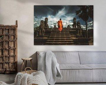 buddhistisches Kambodscha von Richard van Turnhout