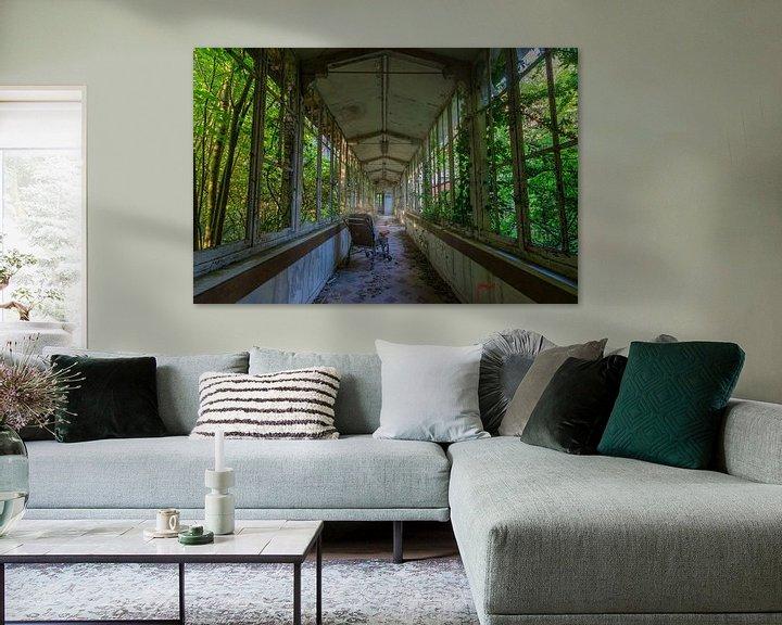 Beispiel: The green mile von Monodio Photography
