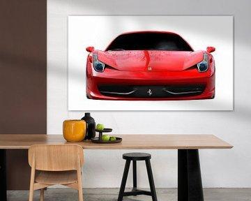 Ferrari 458 Italia sur aRi F. Huber