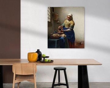 Das Milchmädchen von Eigenwijze Fotografie