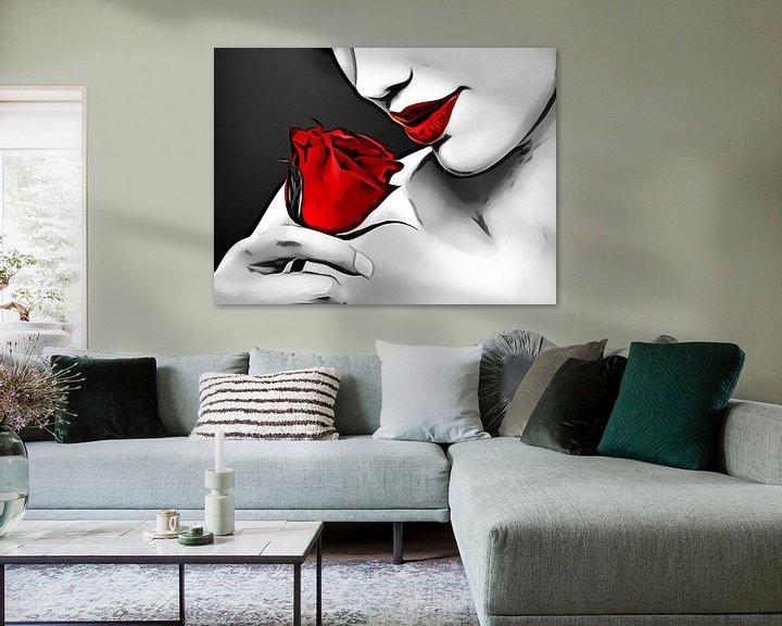 Sfeerimpressie: Rode Roos van Arjen Roos