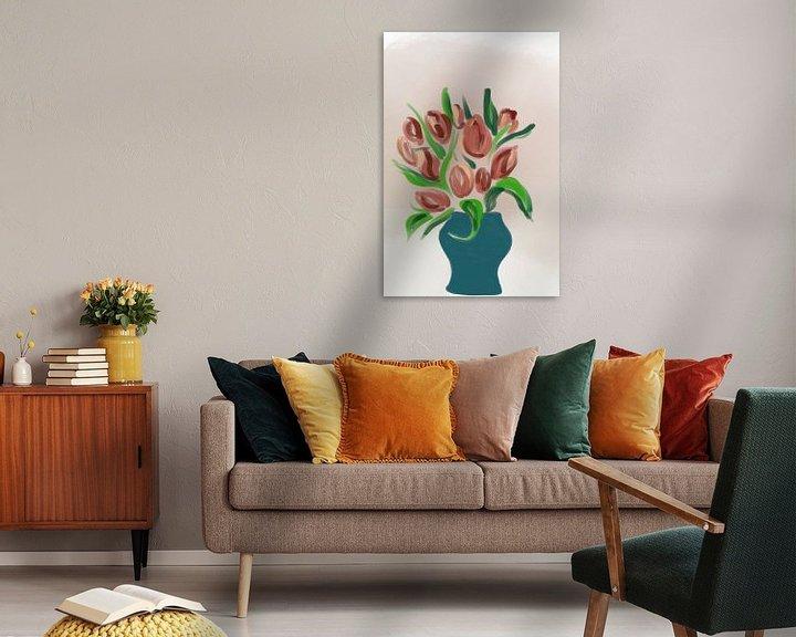 Sfeerimpressie: Tulpen van MishMash van Heukelom