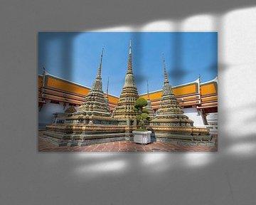Wat Pho Tempel von Bernd Hartner
