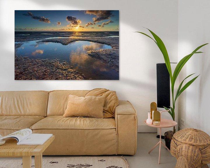 Beispiel: Waddenzee von Lisa Antoinette Photography