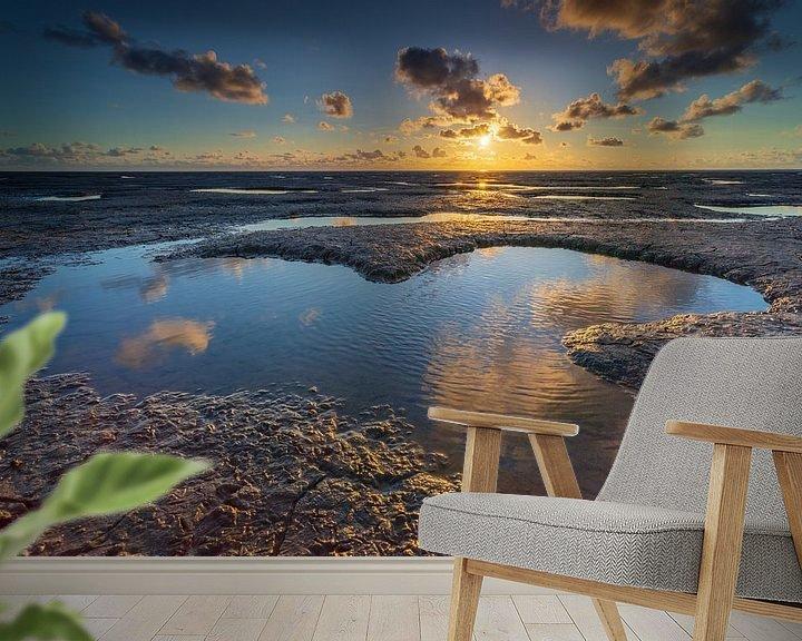 Beispiel fototapete: Waddenzee von Lisa Antoinette Photography